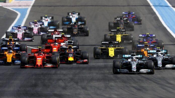 F1 GP Γαλλίας