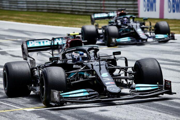 Mercedes πρωτάθλημα