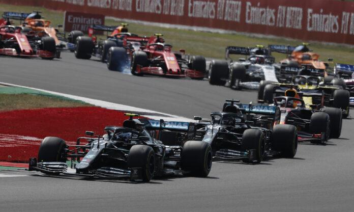 F1 Βρετανίας