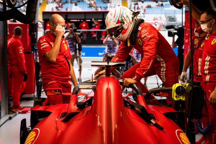 Ferrari κινητήρα