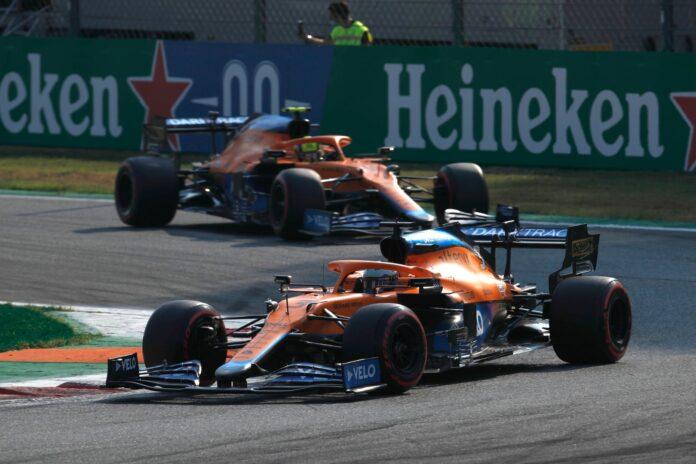 Ricciardo GP Ιταλίας