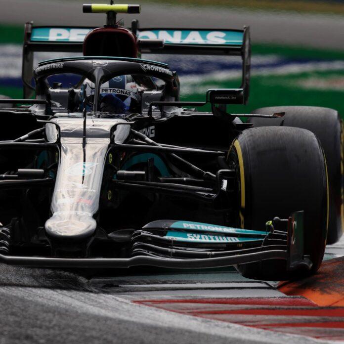 GP Ιταλίας Sprint Qualifying