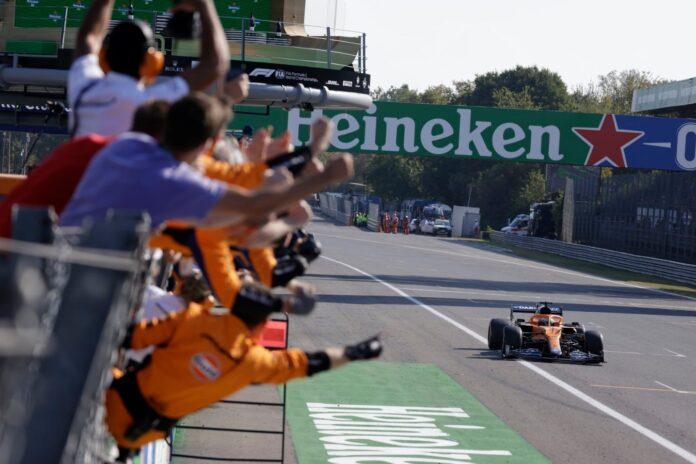 GP Ιταλίας McLaren