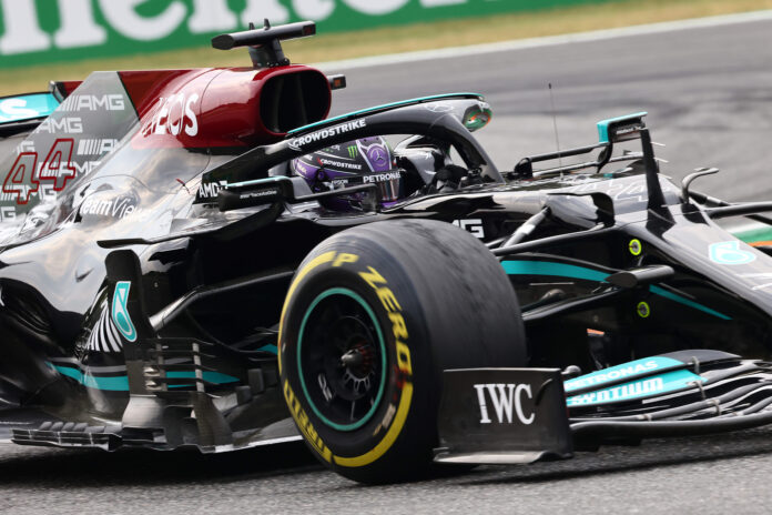 Hamilton κινητήρα